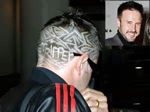 Whats Up With David Arquettes Hair by Yahoo Entertainment David Arquette S 10 Best Hair Moments