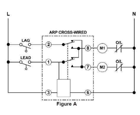 circuit diagram alternating relay switch wiring diagram