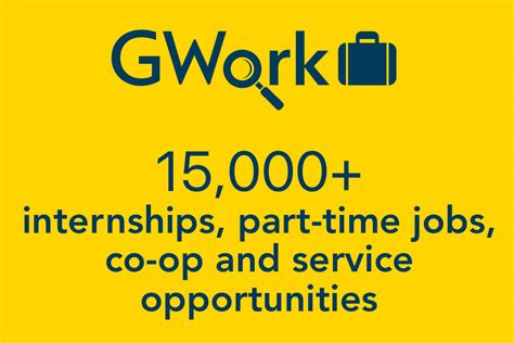 Co Op Parttime Mba by Internships Career Services The George Washington