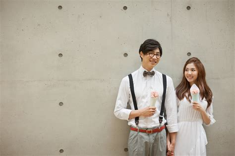 Pre Wedding Photo Concept by Korea Pre Wedding Casual Dating Snaps Seoul May
