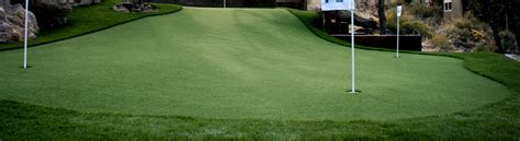Diy Backyard Putting Green by Backyard Putting Greens Artificial Grass Golf Greens