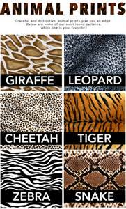 animal prints outta control