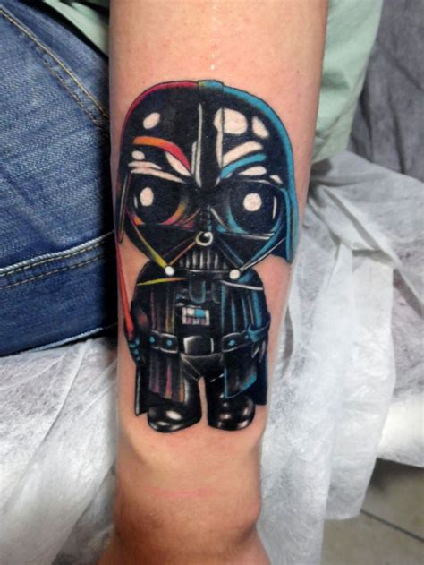 darth vader tattoo discover and save creative ideas