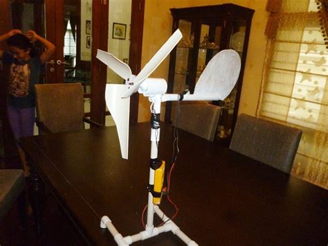 how to make mini wind turbine urdu