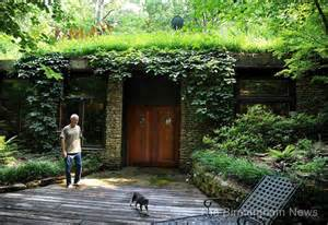 Earth Contact Home Designs Jim Mortensen Had A Plan To Beat The High Price Of