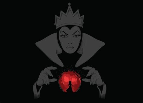 apple queen villain crazy