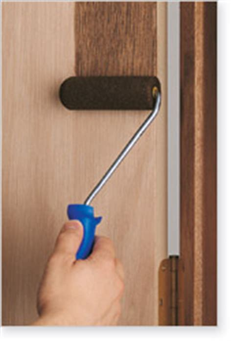 Beats A Brush Rollers Painting Interior Doors Brush Or Roller