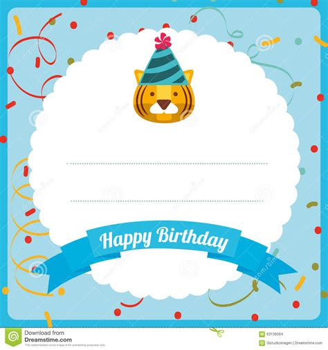 graphic design happy birthday happy birthday card design stock vector image 63136094