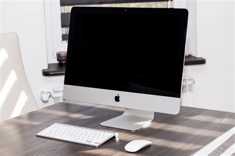 Apple Desk Computer Free Images Desk Table Technology Office Furniture Room Study Digital Learning Pc