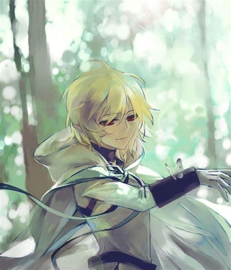 C Anime Characters by Owari No Seraph Hyakuya Mikaela By 言一行 On Pixiv
