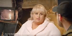 commercial actresses needed rebel wilson s commercial for stan lands on australia s