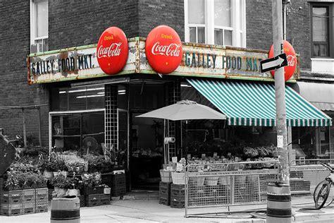 Coca Cola Duvet Cover Vintage Coca Cola Signs Photograph By Andrew Fare