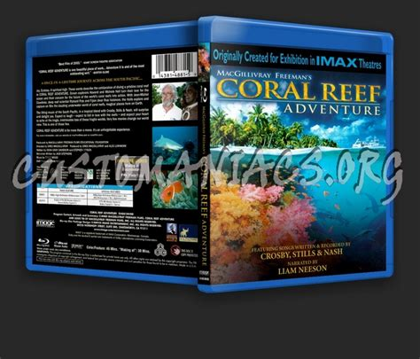coral reef adventure blu ray ign coral reef adventure blu ray cover dvd covers labels by customaniacs id 57187 free