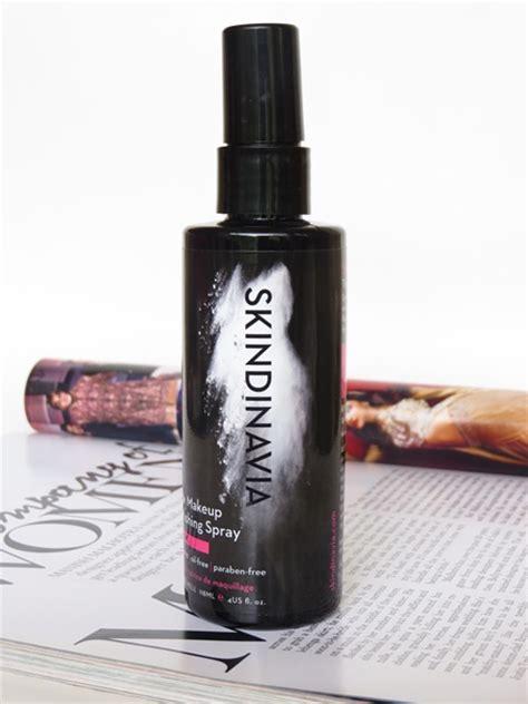 Makeup Finishing Spray skindinavia bridal makeup finishing spray is it worth the