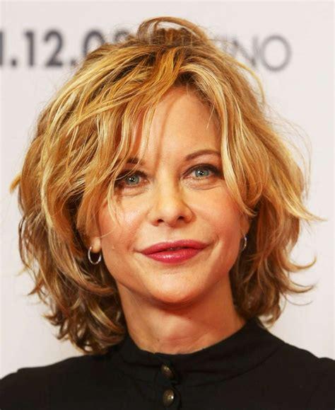 hcurly hairstyles middke aged women medium short wavy hairstyles hairstyles for middle aged