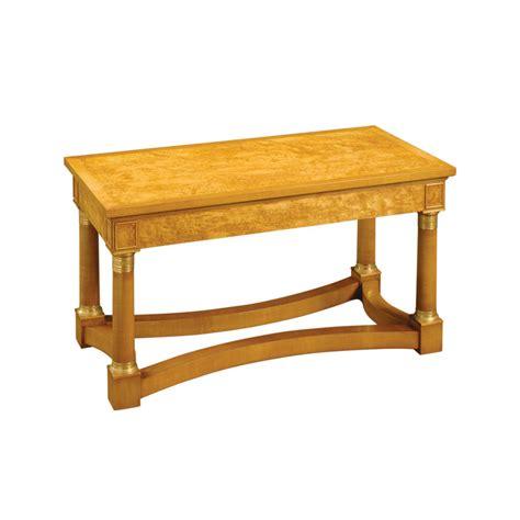 Birch Coffee Table Karelian Birch Coffee Table Titchmarsh Goodwin