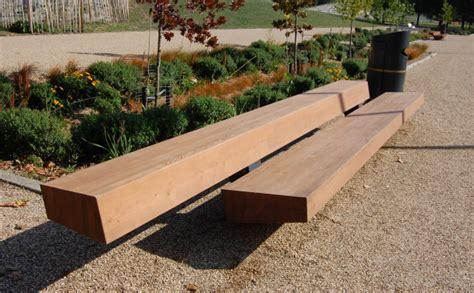 landscape benches modern landscape furniture moderni
