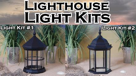 rotating beacon light for outdoor lighthouse lawn lighthouse revolving beacons the lighthouse