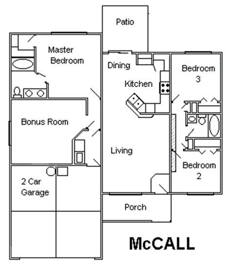 corey barton floor plans mccall floorplan