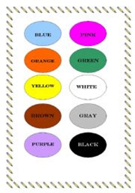 are colors adjectives colorful adjectives images search