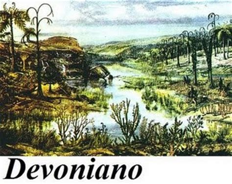 era paleozoica periodo devonico colegioninimourao era paleozoico per 237 odo devoniano