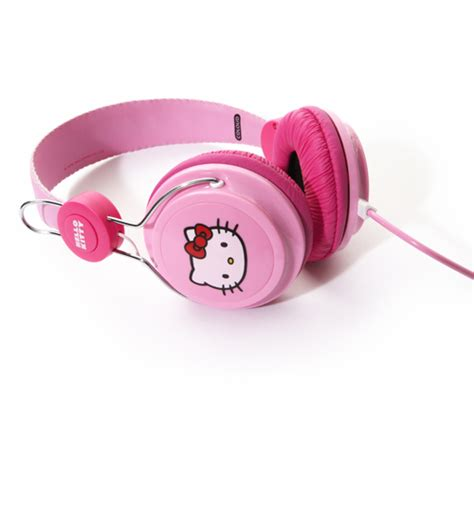 Headset Hello pink headphones image search results