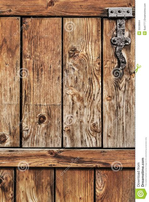 Renew Kitchen Cabinets by Antique Rustic Pine Wood Barn Door Detail Stock Images Image 35538664
