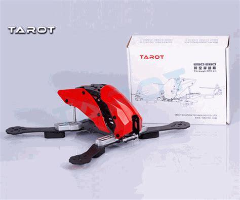 New Tarot 280 Through Fpv Kit Carbon Fiber Version Tl280c tarot fpv 280 carbon fiber racing drone tl280c