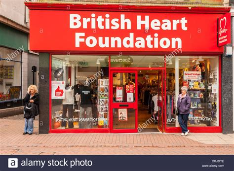 the foundation charity shop store in ipswich suffolk stock photo royalty free