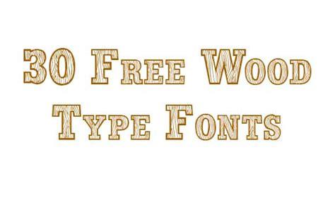 wood grain font images  vector wooden alphabet
