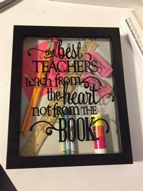best 25 teacher gift diy ideas on pinterest cute