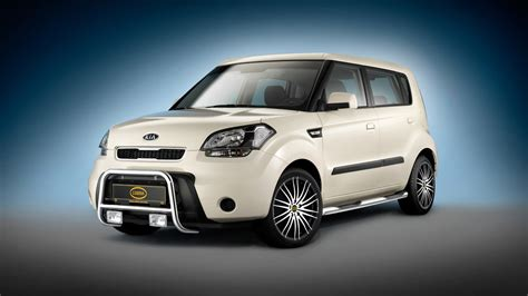 Kia Soul Grill Guard Kia Soul Stiling Pack Released By Cobra Autoevolution