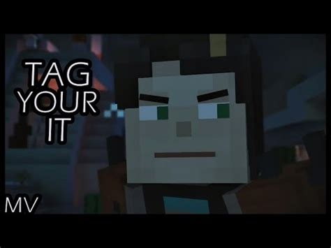 tag you re it tag a horror story volume 1 books tag you re it minecraft story mode video