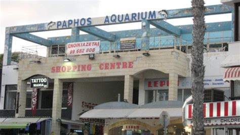 shopping centre paphos