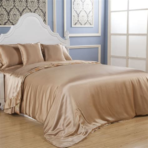 silk bed sets satin bed sheets buying guide panda silk