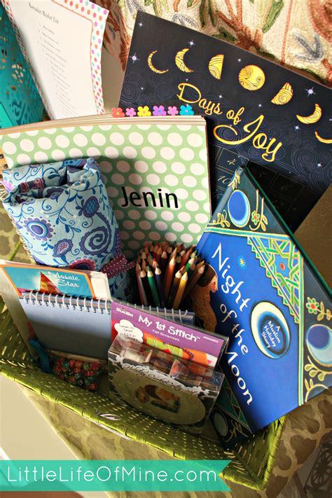 first day of ramadan gift basket littlelifeofmine com