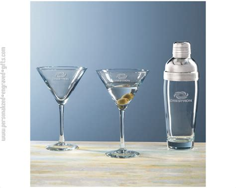 martini shaker set martini sets gifts gift ftempo