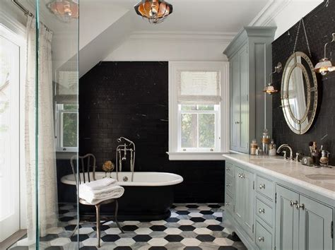 black and gray bathroom black and gray bathroom contemporary bathroom wendy