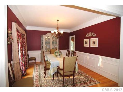 red dining rooms when selling your home leave the red out decorating by