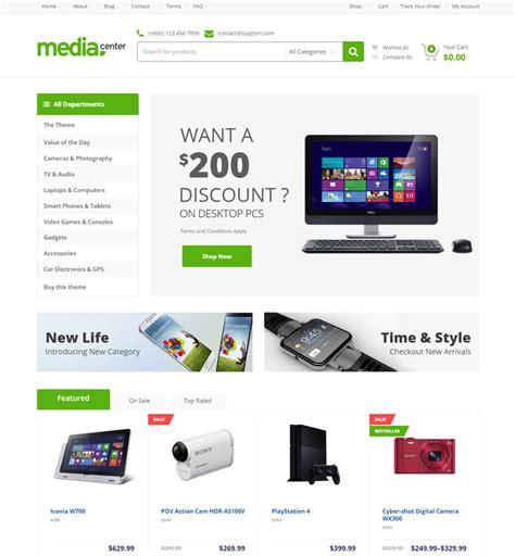 theme wordpress electronic 63 best premium wordpress ecommerce themes of 2014