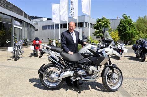 Bmw Motorräder Aus Berlin by Bmw Werk Berlin Produzierte Zweimillionstes Motorrad