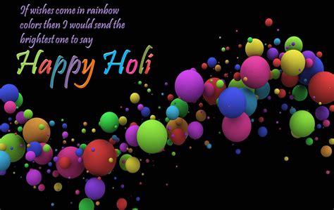 Holi 3d Wallpaper