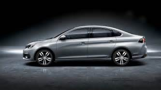 Peugeot 308 Sedan The Peugeot 308 Sedan Was Developed Specifically For China