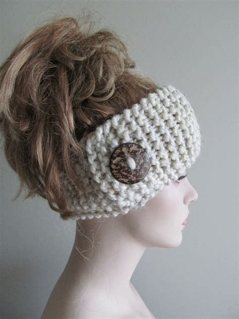 Easy Handmade Accessories - 25 unique knitted headband ideas on knit