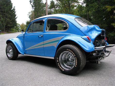 baja bug lowered awesome baja bug big motor new interior newer rims and