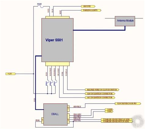 directed electronics remote start wiring diagram get