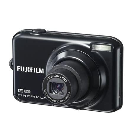 fuji finepix l55 12 megapixels digital black iwoot