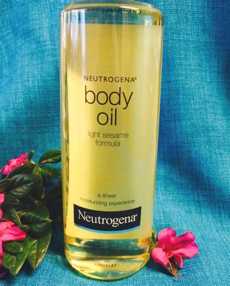 light sesame for skin neutrogena light sesame lotion review