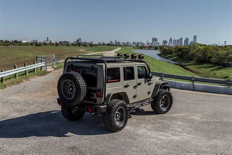 starwood motors get tough with this starwood motors jeep sema build