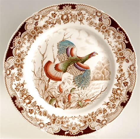turkey themed dinner plates exceptional variety at